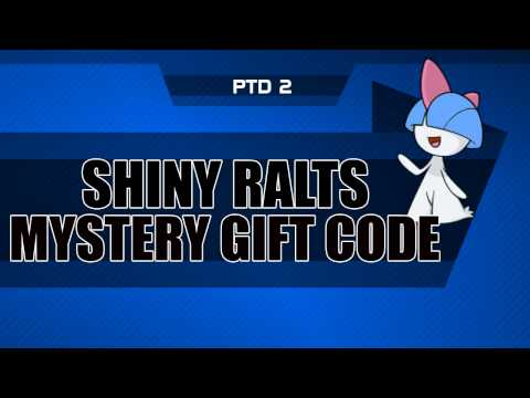 Download mystery gift