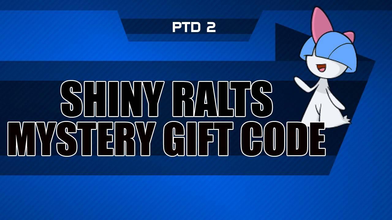 pokemon black 2 mystery gift codes