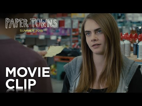 "Paper Towns | ""Still Weird"" Clip [HD] 