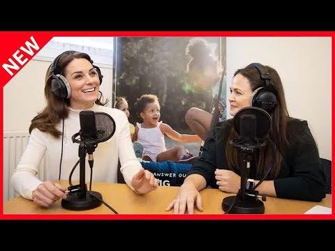 ✅  Kate Middleton: les coulisses de son interview dévoilées
