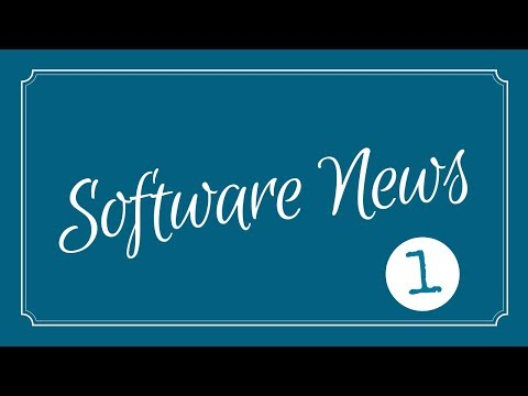 Software News #1 | News Primers