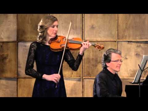 Duo Concertante - Bach Violin Sonata BWV 1017 in C minor