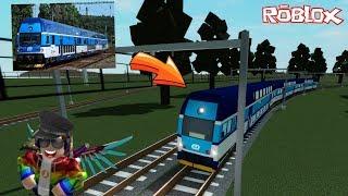 🚄🚃 ich KAUFTE EIN ZWEI-STOREY TSCHECHISCHE TRAIN IN ROBLOX!! 🚉😂/ROBLOX/Terminal Bahnen/jurasek05/CZ