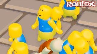 Lastik Adamlar Kapışmasına Katıldık! - Panda ile Roblox Floppy Fighters