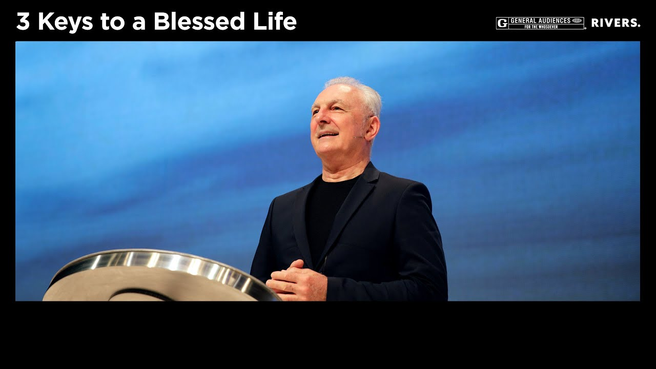 Download 3 Keys to a Blessed Life • Ps André Olivier