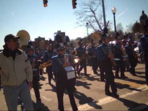 St Patrick's Pay Parade Pawtucket RI 2010 # 3 vide...