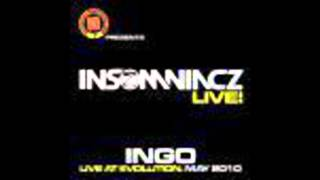 Johnny Napalm & Dynamic Intervention - Back To The Funk (Ingo Remix) (Rave On Recordings)