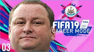 FIFA 19   Newcastle Career Mode   S3 Ep3 - OMG SHOCK FINAL SIGNING!!