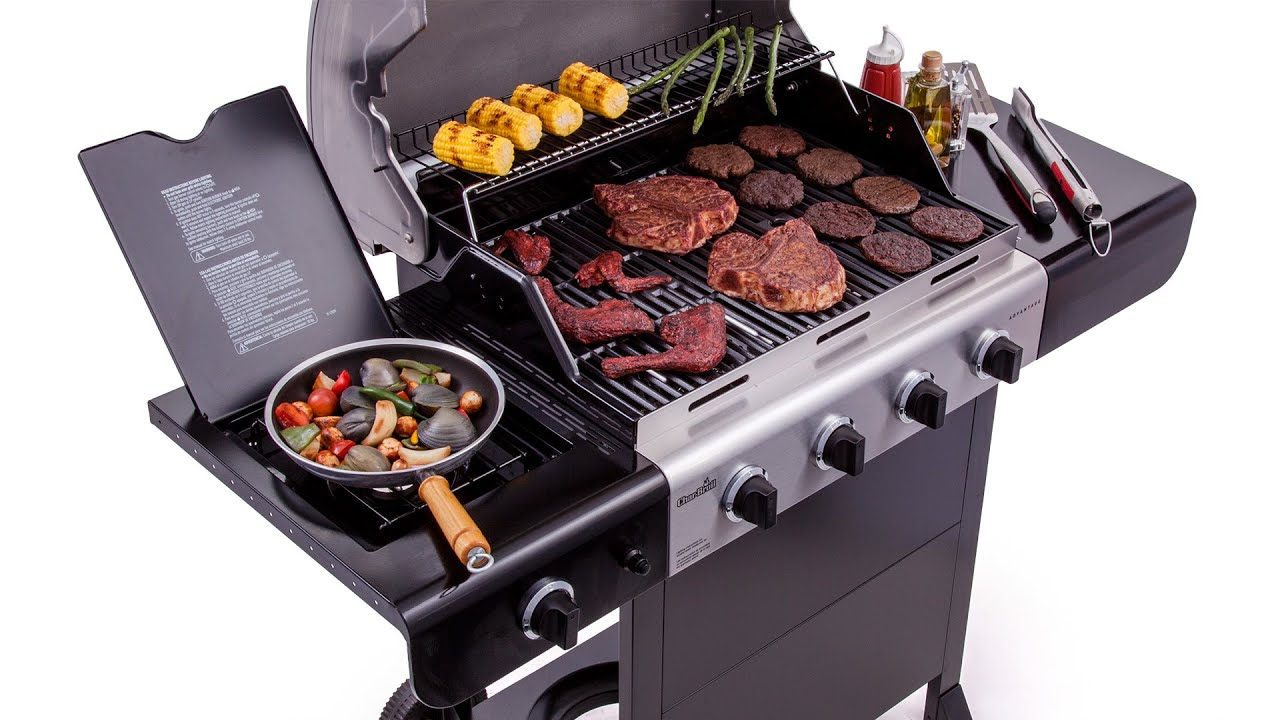 Broil Gasgrill Char Broil Advantage Series 4 Burner Gas Grill Review