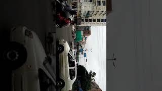 Dancing Traffic police
