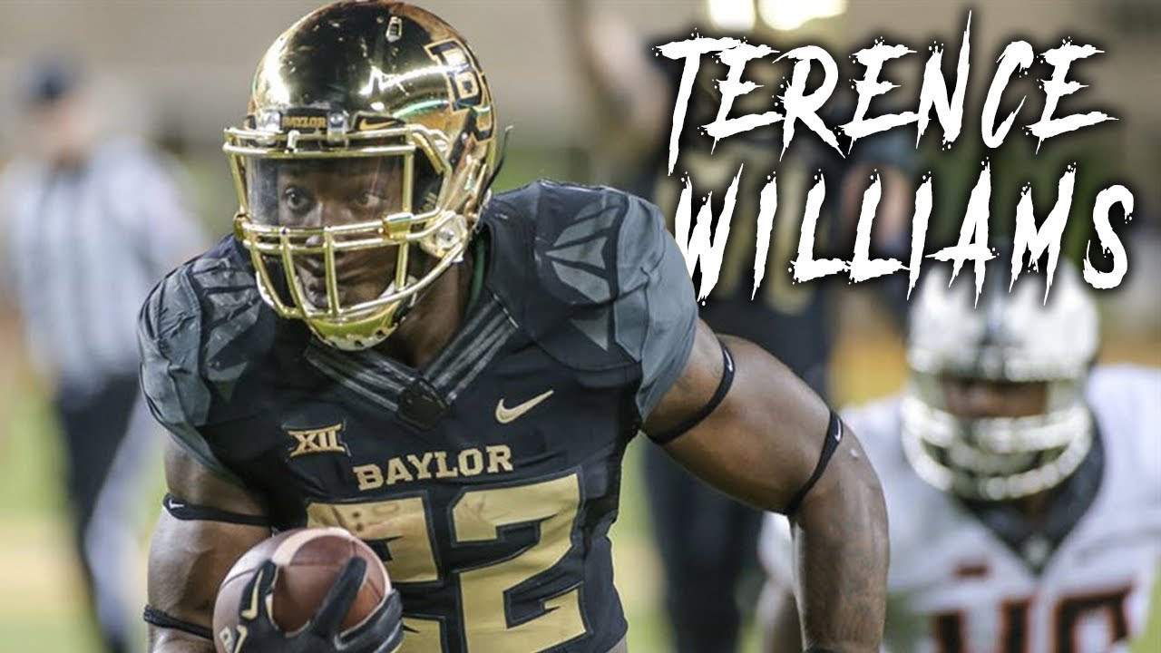 24d9ed445f0 Terence Williams || Official Career Baylor Highlights ᴴᴰ ||