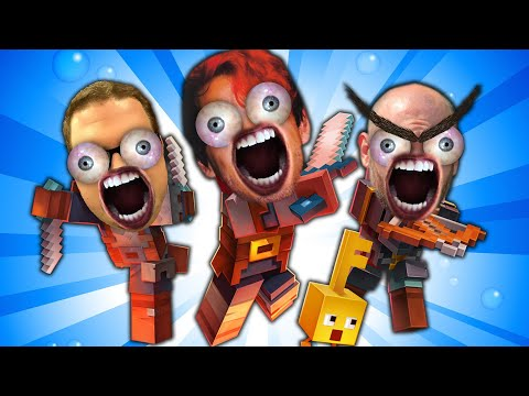 Minecraft Dungeons w/ Bob and WadeKaynak: YouTube · Süre: 1 saat2 dakika42 saniye