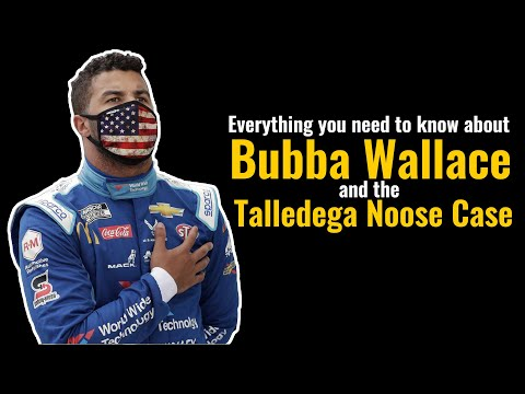 Here's everything you need to know about Bubba Wallace and the Talladega Noose Case