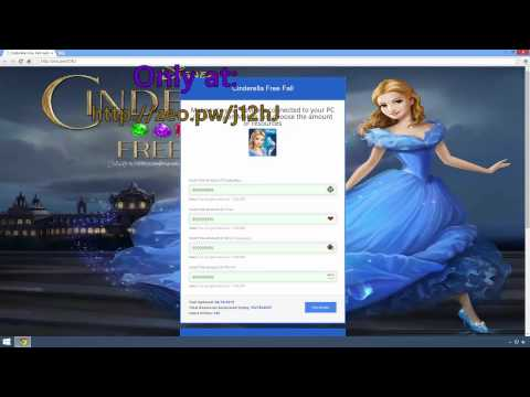 Cinderella Free Fall Hack Best- Easy to follow instructions