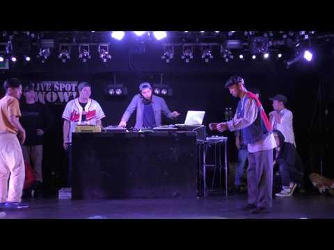 Cell vs Yoh Best16 5th RAMPAGE POP屋 10th ANIV October 29 2016