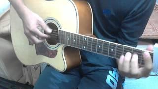 Người Thầy-Guitar cover