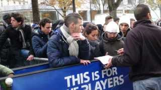 Lancement PS4 au Sony Store Paris 29/11/2013