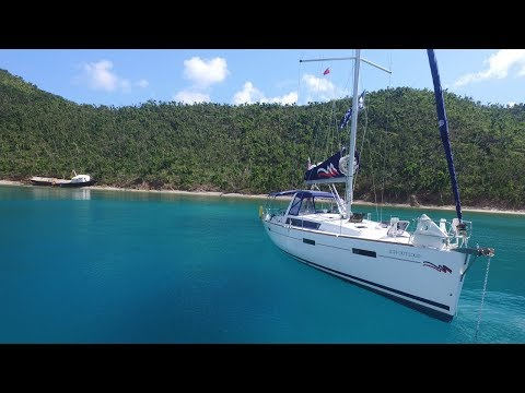 Sailing The New BVI: After Hurricane Irma The Moorings