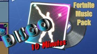 "Fortnite ""DISCO"" Music Pack [10 min version]"