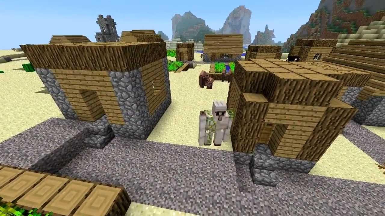 Iron Golem Official Minecraft Wiki