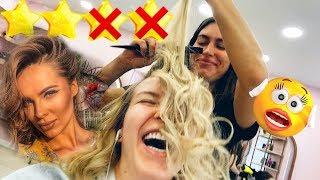 САЛОН ПЕВИЦЫ ХАННЫ: ТРИ ЖИРНЫХ МИНУСА / Макияж и укладка от X beauty / Треш-обзор салона красоты