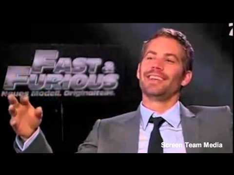 Paul Walker Talks About The Love Of His Life  Died Doing What He Loved