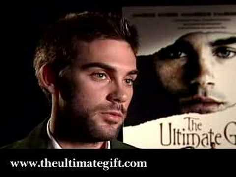 The Ultimate Gift -- Drew Fuller Interview