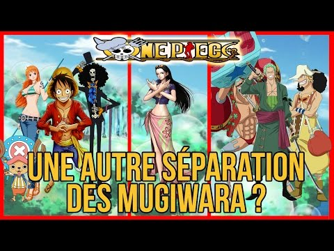 LIVE REACTION One Piece Chapitre 820 - UNE AUTRE SÉPARATION DES MUGIWARA ?