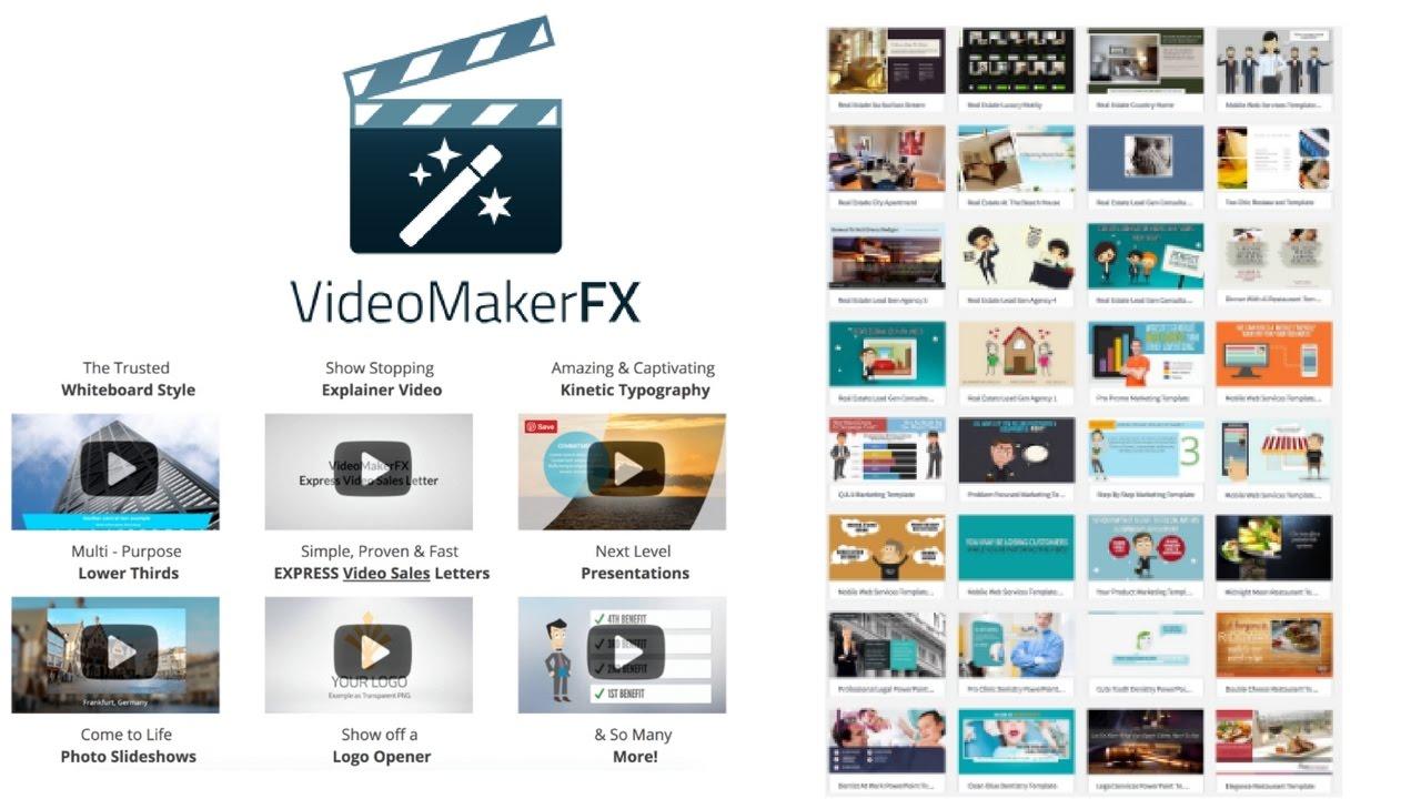 VideoMakerFX Crack Free Download Full Working Version - BicFic