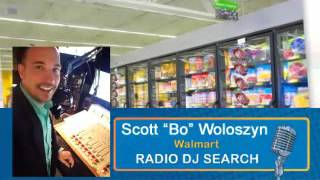 Scott Bo Woloszyn   Walmart Radio DJ Search