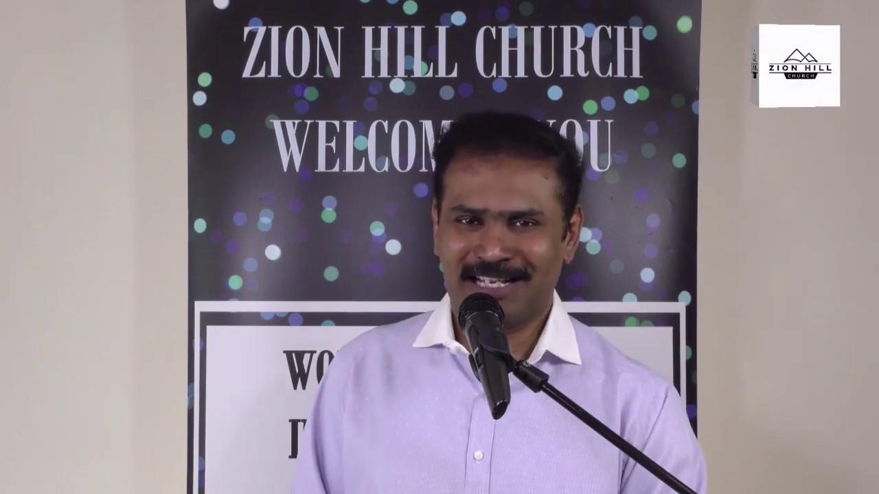 Special Morning Service | Covid-19 | 22-04-2020 | Pr Richard Jayaraj | Zion Hill Tamil Church