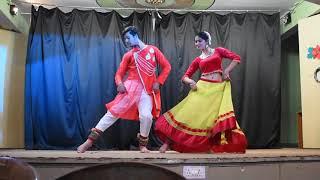 Jaan Meri Ja Rahi Sanam and Tera Chera (BollyKathak)