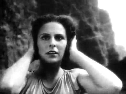 Der Heilige Berg a film by Arnold Fanck (1926) Starring Leni Riefenstahl.