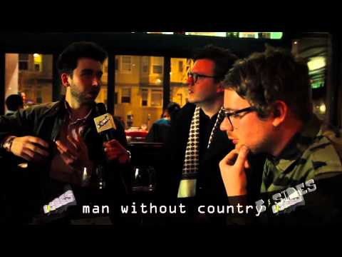 Man Without Country Talk First US Tour, Music + More on B-Sides On-AIr