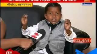 Ahmadnagar : Political guru | Ghanshyam darode | chota pudhari | rajkiya durandhar