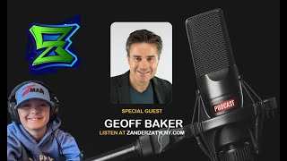 Z Podcast - Episode 21 with Geoff Baker