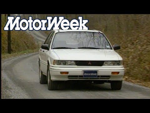 1990 Mitsubishi Galant GSX | Retro Review