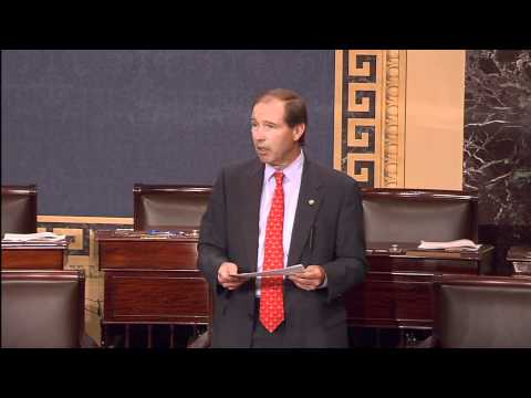 Tom Udall Honors Private Charles High