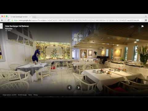 Google Street View Trusted   Hotel Bamberger Hof Bellevue
