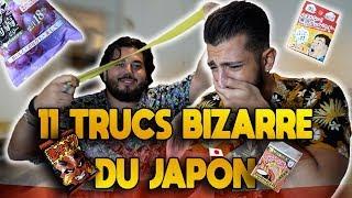 ON TESTE DES TRUCS BIZARRE DU JAPON ft Serhat More