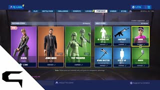 Don skins!! FORTNITE ITEM SHOP COUNTDOWN 27 juin magasin d'objets Fortnite battle royale