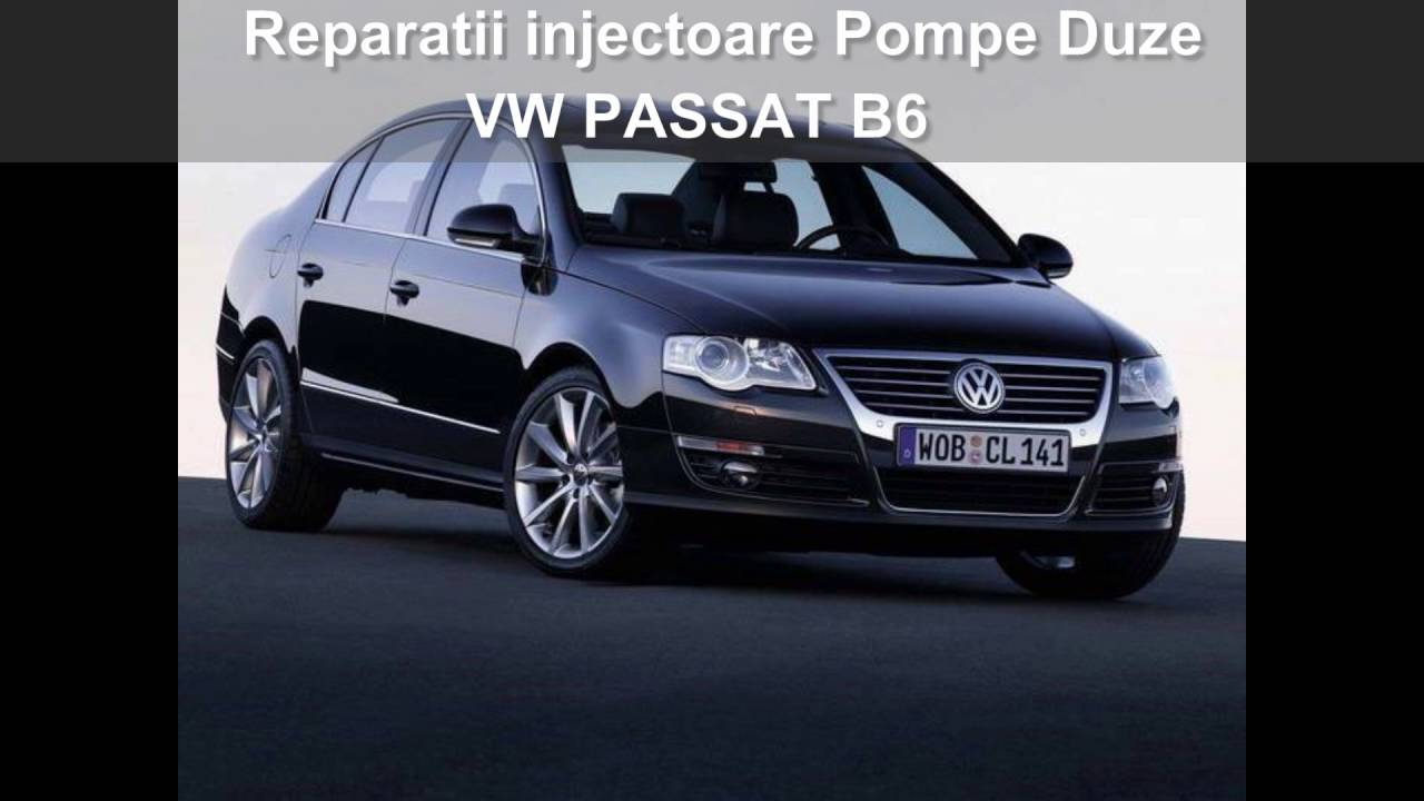 Reparatii Injectoare Pompe Duza VW Passat