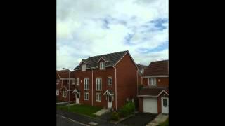 Timelapse - St. Helens, Merseyside, UK