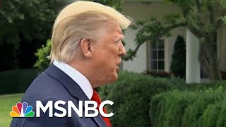 Joe: Wonderful Time For President Donald Trump To Say He Was Wrong | Morning Joe | MSNBC