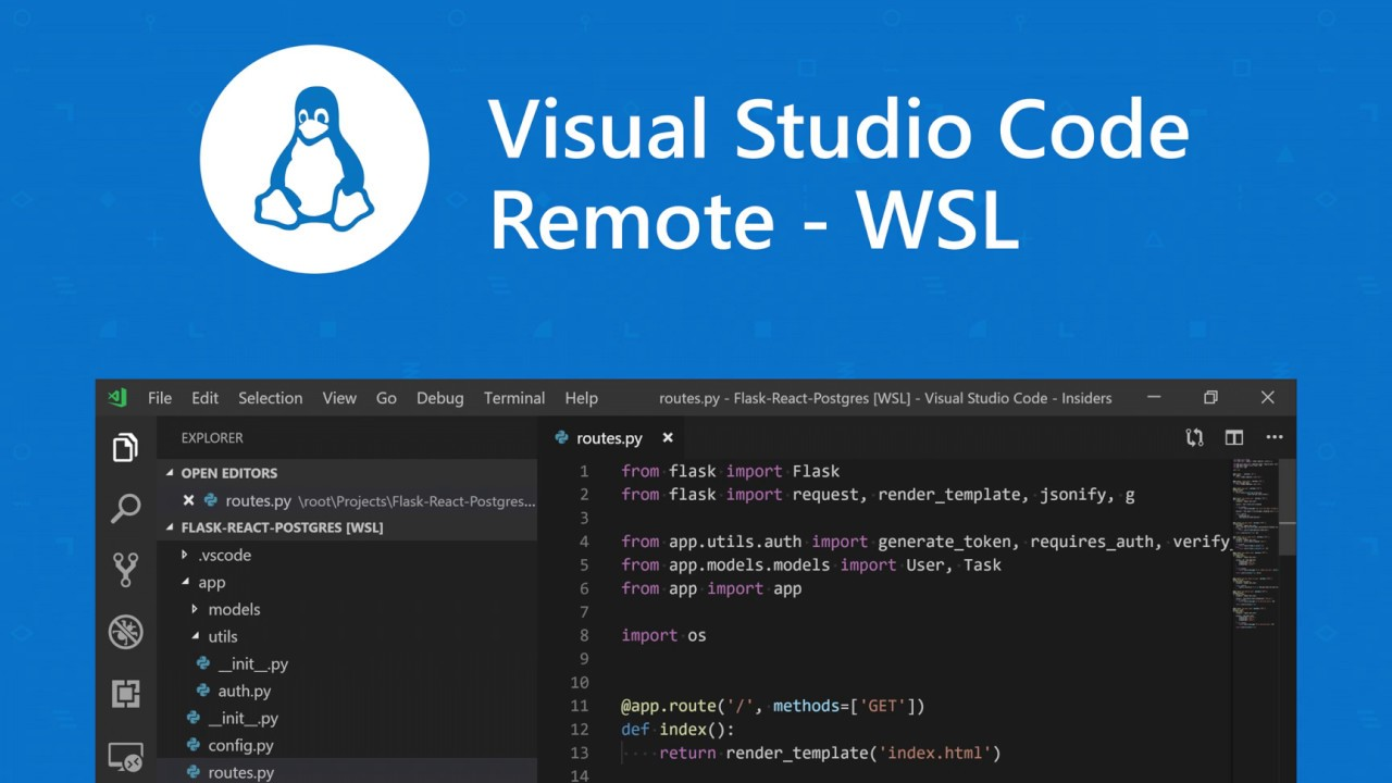 Take your Linux development experience in Windows to the next level