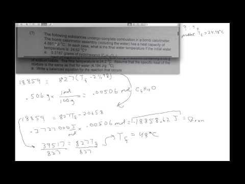 Calorimetry (3)