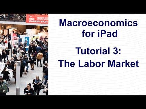 Tutorial 3: The Labor Market│Structural / cyclical employment / unemployment, short run, long run