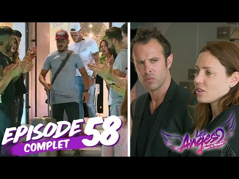 💸 Les Anges 9  (Replay) - Episode  58 : Jonathan et Haneia quittent l'aventure !