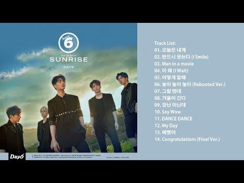 Download lagu [FULL ALBUM] DAY6 - SUNRISE Mp3 terbaik