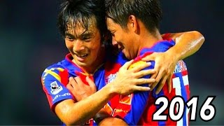 F.C.TOKYO|All 39 Goals of the J1 Season|2016
